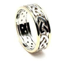 celtic rings meaning knot wedding rings slidescan