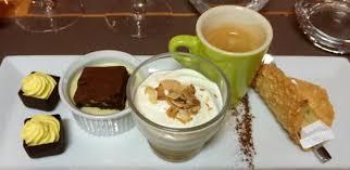 3 cuisine gourmande café gourmand 1 café 3 petits desserts picture of le sud pau