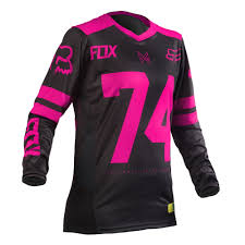 rockstar energy motocross gear fox racing 2016 womens switch jersey pink available at motocross giant