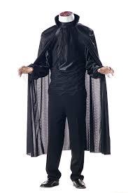 Halloween Costume Headless Man Holding Head Amazon California Costumes Men U0027s Headless Horseman Costume