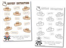 fellowes idea center ideas for worksheets cowboy
