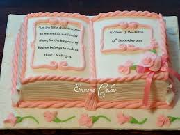 How To Decorate Christening Cake 22 Best Christening Cakes Images On Pinterest Christening Cakes