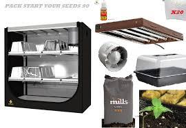 chambre de culture cannabis complete chambre de culture complete start your seeds 90