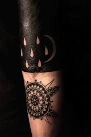 white on black tattoos tattoo collections