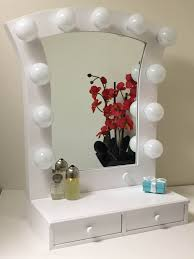 Bedroom Makeup Vanity With Lights Bedroom Vanit Mirrored Makeup Vanity Bedroom Vanities With Lights