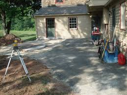 Raised Patio Construction Beshoreresidence Bradleyklinedinst