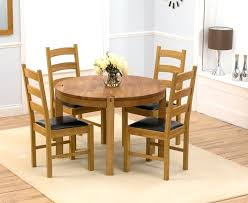 Round Kitchen Tables And Chairs Sets by Dining Table Glass Dining Table Sets 4 Chairs Glass Top Dining