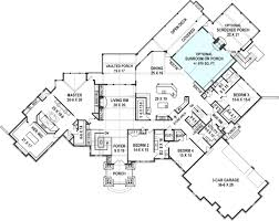 luxury ranch house plans for entertaining luxury ranch house plans sq ft walkout basement for entertaining
