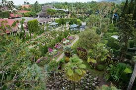 nong nooch tropical garden botanical garden photography