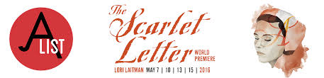scarlet letter a list event series