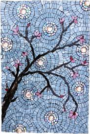 Best Mosaic Trees Images On Pinterest Mosaic Ideas Mosaic - Wall mosaic designs