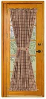Door Panel Curtains Door Panel Curtains