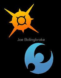 sun and moon symbols posters by joe bolingbroke redbubble