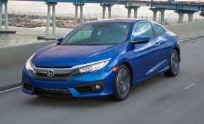 jeep honda 2016 honda civic coupe first drive u2013 review u2013 car and driver