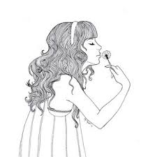 pencil drawings2 polyvore
