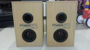 Bookshelf Speaker Design Alr Jordon Entry 2m Bookshelf Speaker U2013 Rare Sold E Store