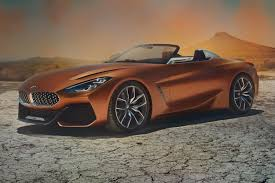 bmw the bmw z4 returns in stunning new concept form roadshow