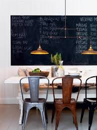 farmhouse table with metal chairs interiors i love tolix chairs k sarah designs