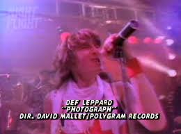 heavy metal heroes u201d u201cphotograph u201d captured def leppard at their