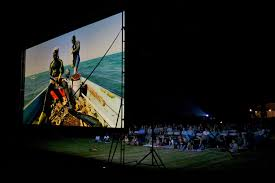 the best outdoor projectors and projectors for large venues