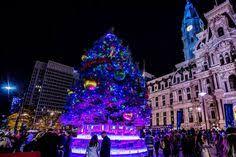 philadelphia light show 2017 macy s christmas light show at macy s center city philadelphia
