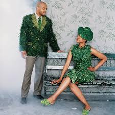 swamp couple no sew costumes martha stewart