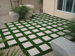 landscape garden and patio low maintenance small front yard