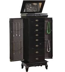 Jewelry Armoire With Lock And Key Jewelry Armoires And Jewelry Chests Organize It