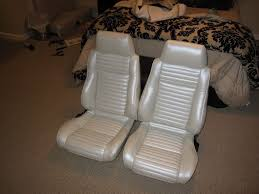 2010 mustang seat covers seat fiero or fox vintage mustang forums
