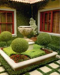 coolest garden designs for small spaces in classic home interior