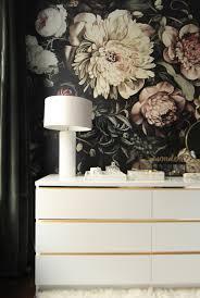 Malm Dresser Painted by Diy Vintage Style Gold Dresser Preciously Me