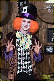 Mad Hatter Halloween Costume Ryan Lochte Mad Hatter Halloween Photo 3796596