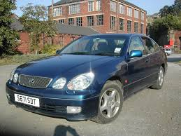 blue lexus gs300 3000 1999 blue autopetrol 4 door