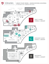 Washington State University Campus Map by Holland Terrell Libraries Wsu Libraries
