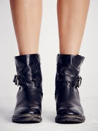 engineer boots free people hendrix engineer boot in black lyst