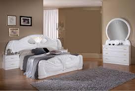 chambre italienne pas cher chambre italienne laque blanc ensemble chambre a coucher avec