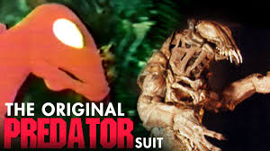 predator original suit with jean claude damme