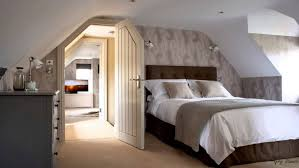 Bedroom  Attic Bedrooms With Slanted Ceilings Small Attic Spaces - Cape cod bedroom ideas