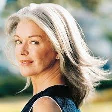 haircuts that make women ober 50 look younger attractive cuts that make people with gray hair look younger