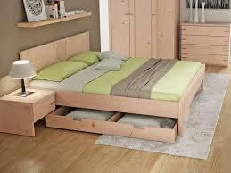 Schlafzimmer Holz Zirbe Unterbettkommode Bettkasten Aus Zirbenholz