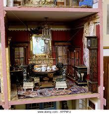 Georgian Interior Decoration Dolls House Interior Kt Miniatures Antique Vintage Dolls Houses
