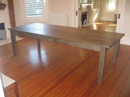 gray wash dining table delivered large dining table to the fan district pruiett and
