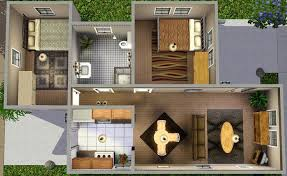 starter house plans sims 4 home layouts sims 3 modern house floor plans sims 3