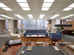 Coopers Office Furniture by Décor U0026 Drama Mad Men U0027s Parting Gifts