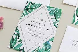tropical wedding invitations wedding invitation cards tropical wedding invitations