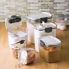 white canister sets kitchen kitchen 37 kitchen storage dry food storage container set pantry