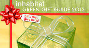 cheap green gifts inhabitat green design innovation