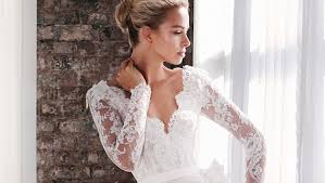 sleeved wedding dresses 25 sleeved wedding dresses for sophisticated brides