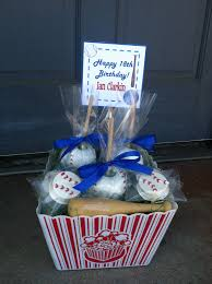 baseball gift basket mkr creations edible baseball gift basket