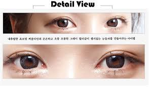 light grey contact lenses lensme moon light gray 13 9mm circle lens color contact kpop2